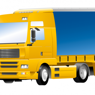 Illustration LKW